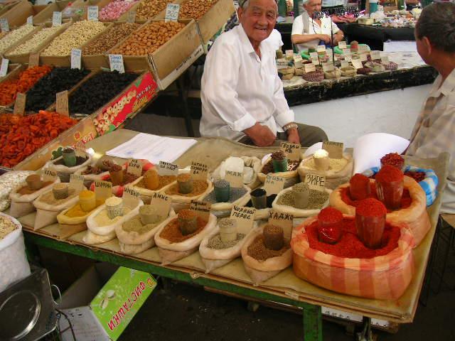 Bazar de Bichkek