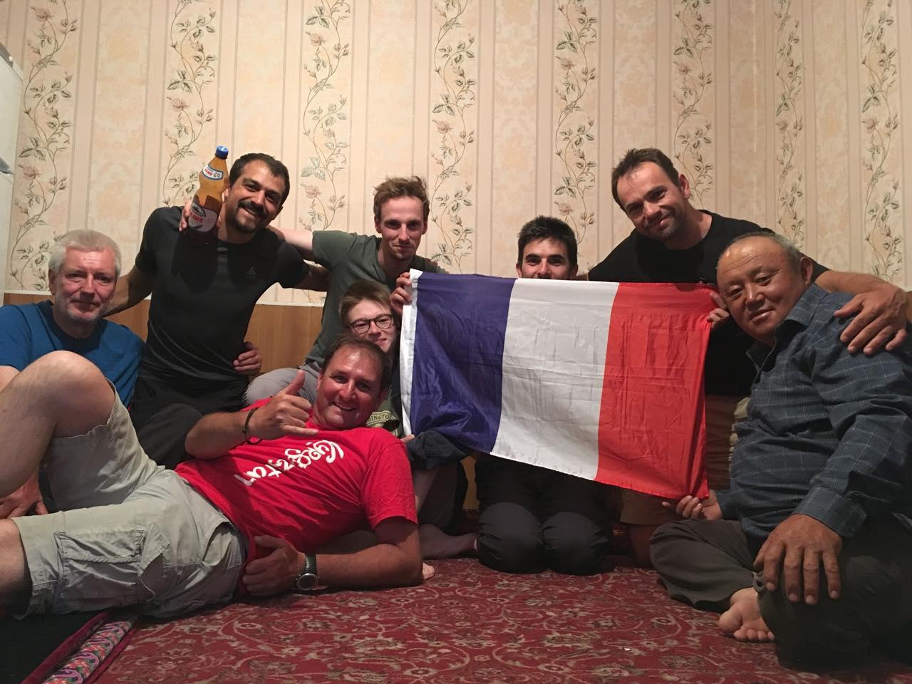 Tous pour la France !