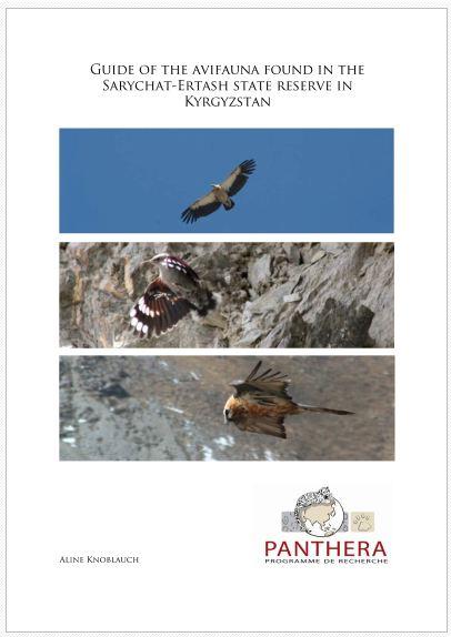 Guide ornithologique Sarychat-Ertash