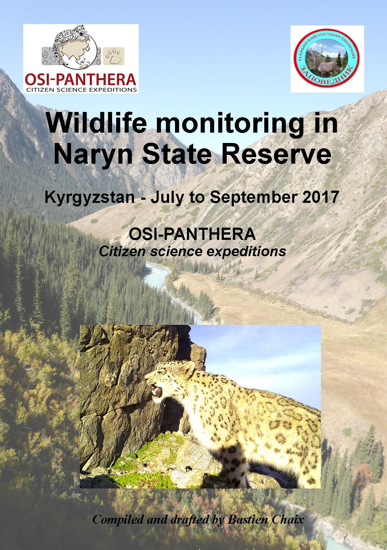 Report Naryn 2017